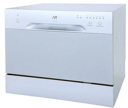 Sunpentown SD-2213S Countertop Dishwasher